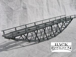 HACK BRÜCKEN BZ18 43100 - Fischbauchbrücke 18 cm,