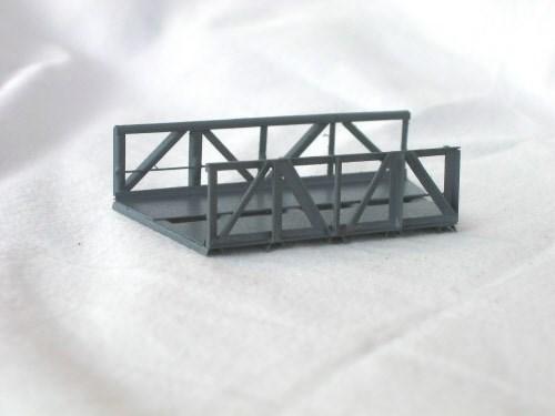 HACK BRÜCKEN RZB 46100 - Kurvenelement R=145mm, 22