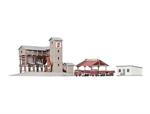Kibri 36603 - Z Schotterwerk Steiner