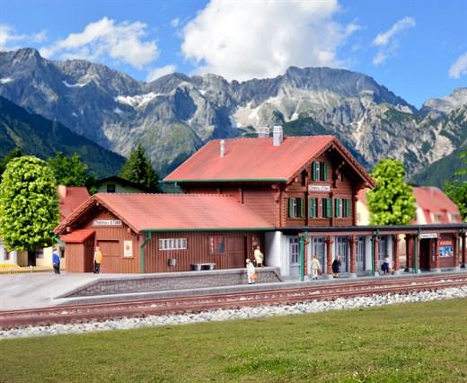 Kibri 36703 - Z Bahnhof Chateau dOex