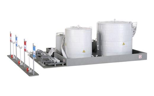 Kibri 36726 - Z Tankanlage