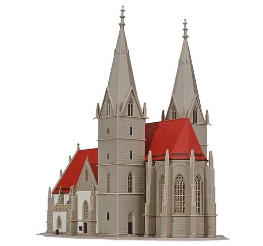 Kibri 36818 - Z Stadtkirche Oberhofen-Goeppingen