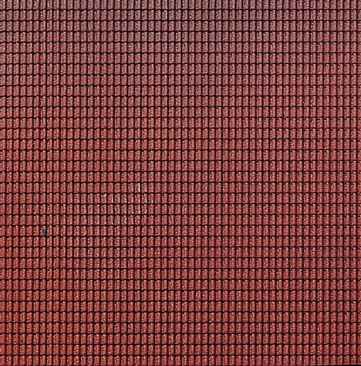 Kibri 36920 - N/Z Pfannen-Dachplatte 10x15cm
