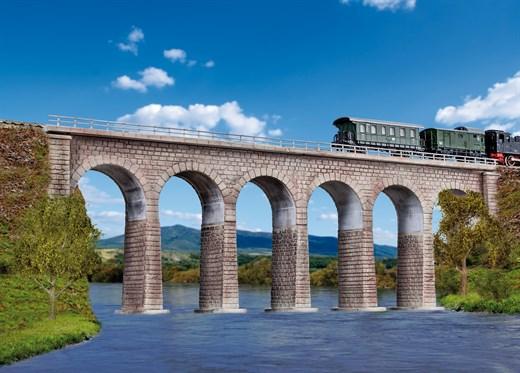 Kibri 37663 - N(Z Ravenna-Viadukt mit Eisbrecherfu