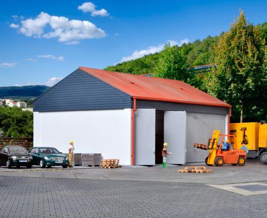 Kibri 38540 - H0 Garage klein