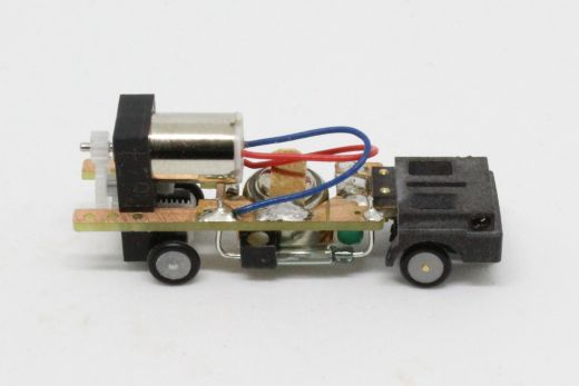 977094 - Fahrgestell V2-2DAF R2019 mit verschiebba