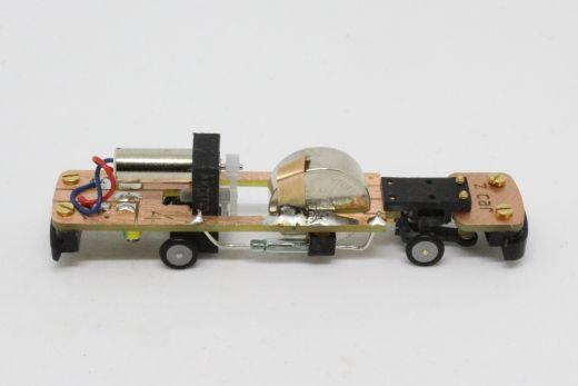 977124 - Fahrgestell V1-4Setra R2019mit sparsamen