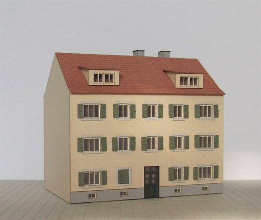 Laffont Z2201 - 3-geschossiges Stadthaus