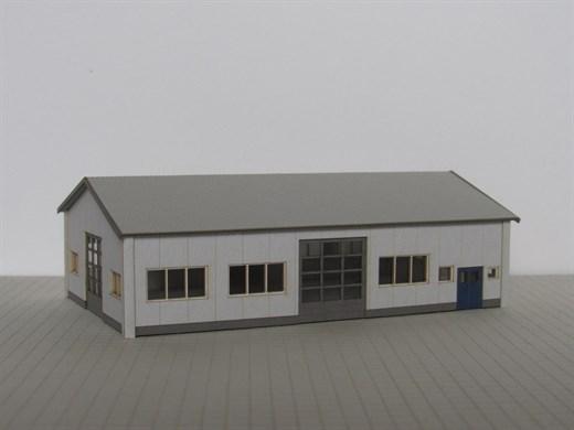 Laffont Z3301 - Lasercut-Bausatz Spur Z: Moderne G