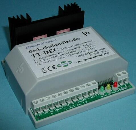 Littfinski DatenTechnik (LDT) 010503 - TT-DEC-G