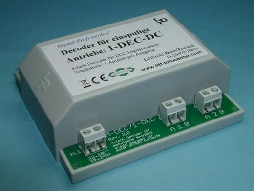 Littfinski DatenTechnik (LDT) 110413 - 1-DEC-DC-G