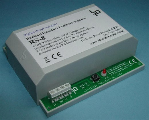 Littfinski DatenTechnik (LDT) 300211 - RS-8-B