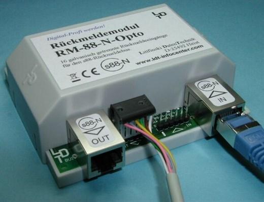 Littfinski DatenTechnik (LDT) 310101 - RM-88-N-O-B
