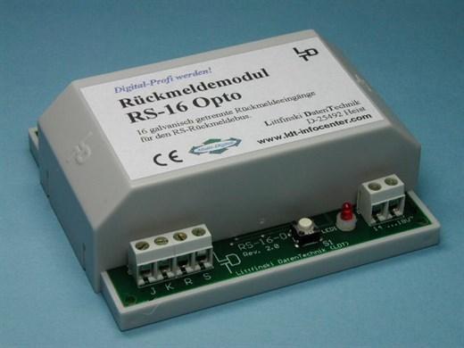 Littfinski DatenTechnik (LDT) 310201 - RS-16-O-B