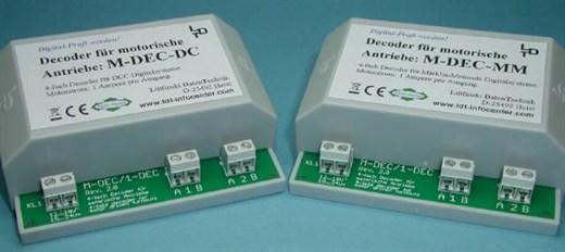Littfinski DatenTechnik (LDT) 410413 - M-DEC-DC-G