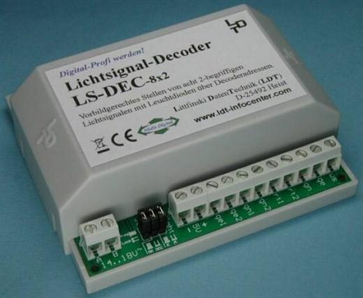 Littfinski DatenTechnik (LDT) LS-DEC-8×2-B (Art.-N