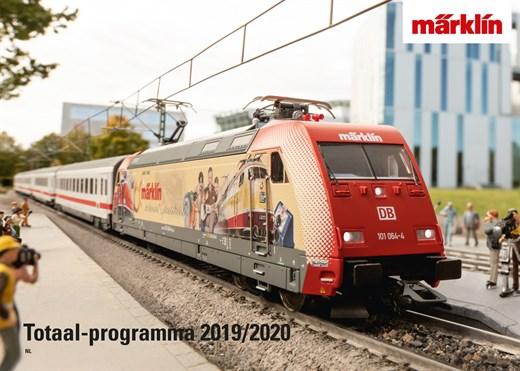 Märklin 15707 - Märklin Katalog 2019/2020 NL