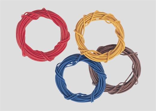 Märklin 71060-ROT - ein Kabel rot aus Verkaufsverp