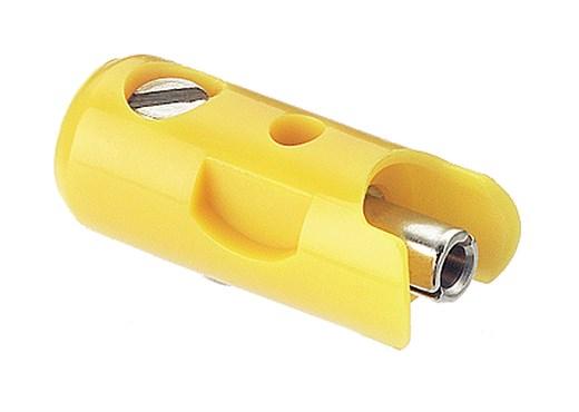 Märklin 71422 - Muffe gelb (Inh.10 Stück)