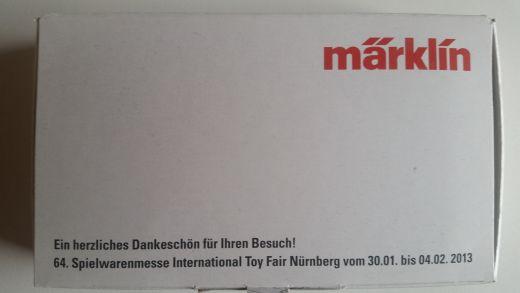 Märklin 80123 - Sonderwagen International Toy Fair