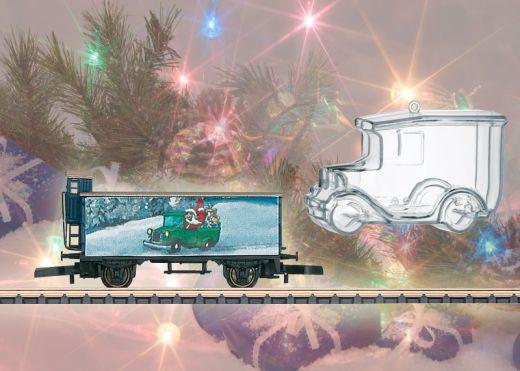 Märklin 80622 - Weihnachtswagen 2012
