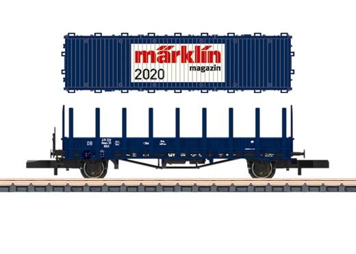 Märklin 80830 - Märklin Magazin-Jahreswagen Spur Z