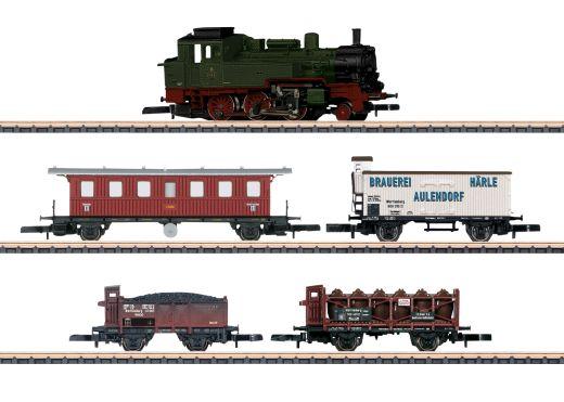 Märklin 81390 - Zugpackung 175 Jahre K.W.St.E