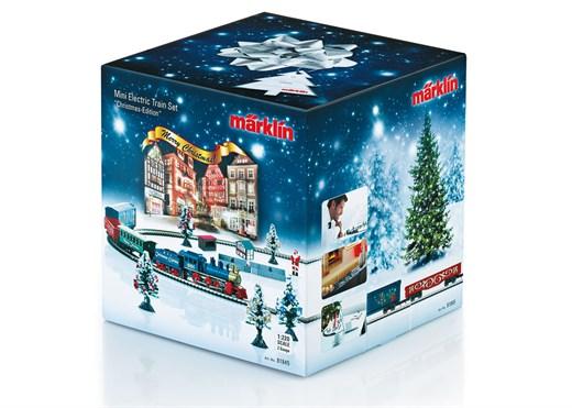 Märklin 81845 - Startset Weihnachtsmarkt EU