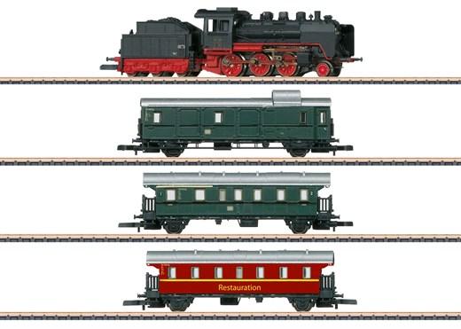 Märklin 81874 - Startpackung Museums-Personenzug