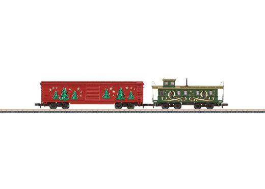 Märklin 82302 - Ergänzungswagen-Set Weihnachten