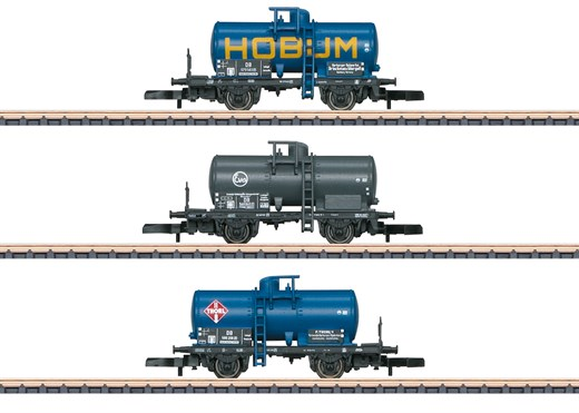 Märklin 82326 - Kesselwagen-Set DB