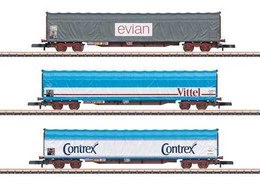 Märklin 82427 - Güterwagen-Set Rils SNCF