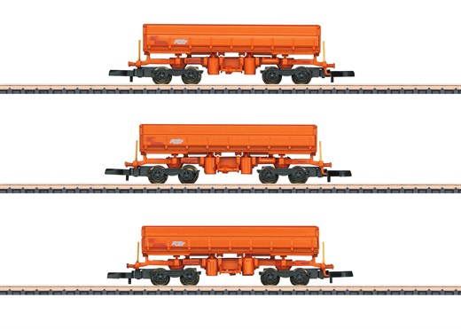Märklin 82435 - Seitenkippwagen-Set Eamos