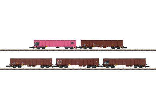 Märklin 82540 - Güterwagen-Set Rübenkampagne