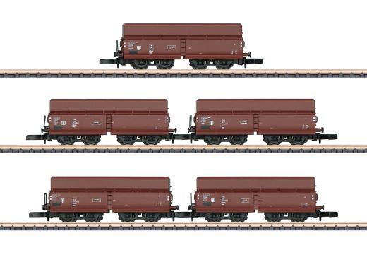 Märklin 82802 - Selbstentladewagen-Set DR