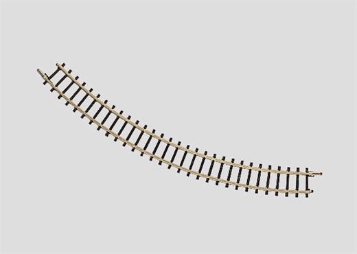 Märklin 8510 - Gleis geb. r195 mm, 45 Gr.