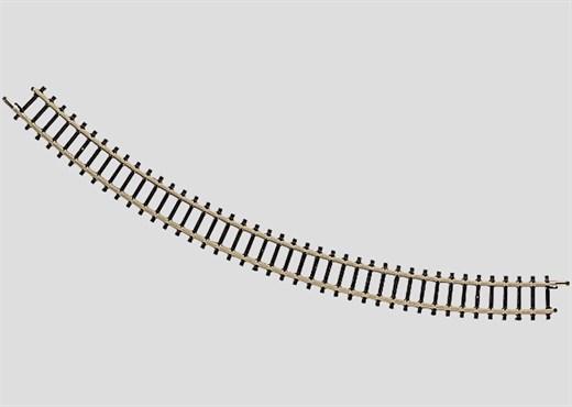 Märklin 8520 - Gleis geb. r195 mm, 45 Gr.