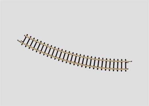 Märklin 8521 - Gleis geb. r195 mm, 30 Gr.