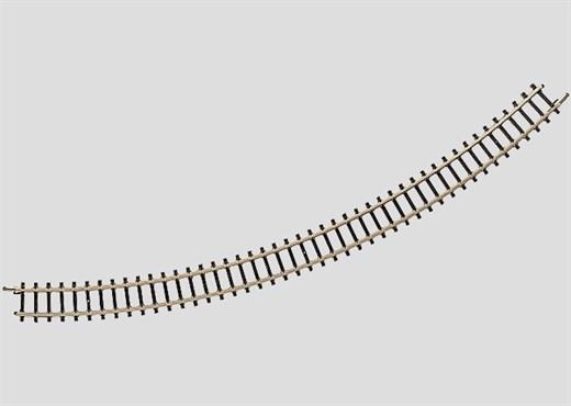Märklin 8530 - Gleis geb. r220 mm, 45 Gr.