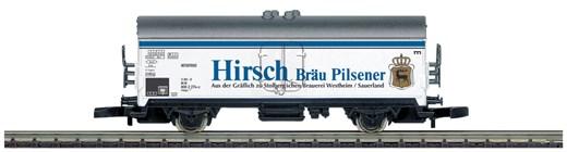 Märklin 8600.176 - Z-Kühlwagen Hirsch Bräu Pilsen