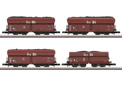 Märklin 86307 - Wagenset Kohlenverkehr DB