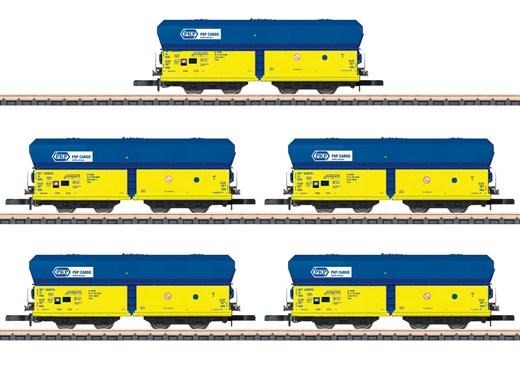 Märklin 86311 - Selbstentladewagen-Set PKP