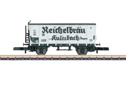 Märklin 86396 - Bierkühlwagen Reichelbräu