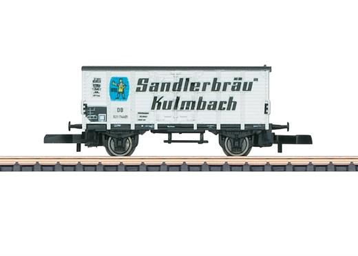 Märklin 86398 - Bierkühlwagen Sandlerbräu