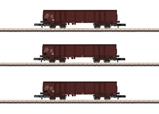 Märklin 86689 - Wagenset Gütertransport DR