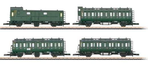 Märklin 87040 - Personenwagen-Set Deutsche Bundesb