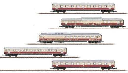 Märklin 87269 - Wagen-Set Rheingold, Avümh 111,
