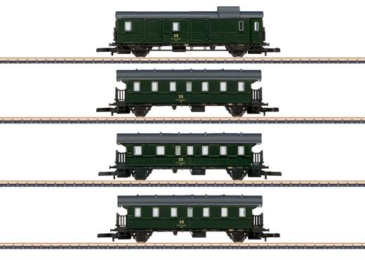 Märklin 87513 - Personenwagen-Set DR