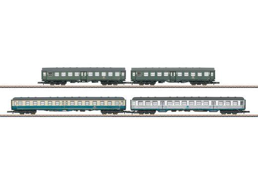 Märklin 87549 - Wagenpackung Heckeneilzug der DB