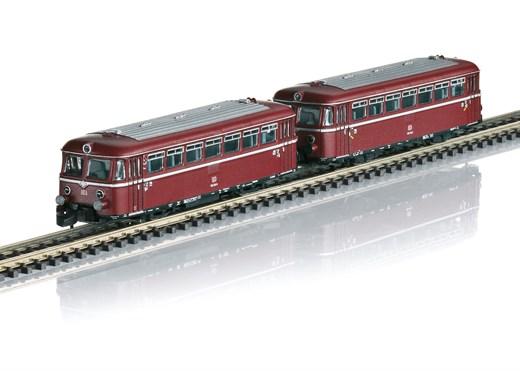 Märklin 88168 - Schienenbus mit Beiwagen